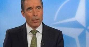 Расмуссен: Ми продовжуємо стежити за ситуацією в Лівії до 31 жовтня