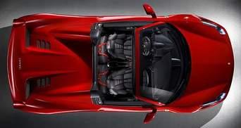 Ferrari показала відкритий Spider
