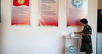 Киргизстан обирає Президента