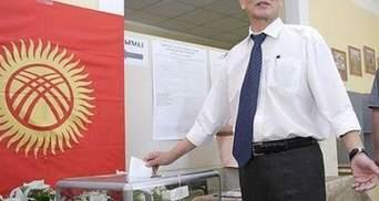 Європа каже, що вибори в Киргизії пройшли з порушеннями