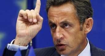 У Саркозі відмовилися йти на поступки Китаю в обмін на гроші