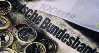 Бундесбанк не дасть грошей на боротьбу з кризою