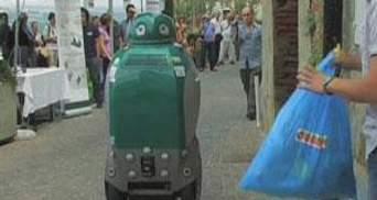 Італійські вчені розробили робота-сміттєзбиральника