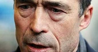 Расмуссен: НАТО підтримує реформи у Грузії