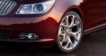 Buick показав LaCrosse GL Concept