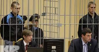 Прокуратура Білорусі вимагає розстрілу обвинувачених у мінських терактах