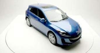 """У нової Mazda 3 скромніші """"посмішка"""" і """"апетит"""""""