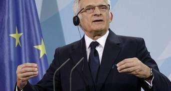 Глава Европарламента: Евросоюз стоит на распутье