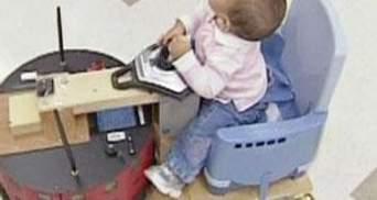 Роботизоване крісло - єдина надія для цих дітей, які не можуть самостійно пересуватися