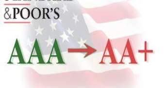 Standard&Poor's не підвищив рейтинг США