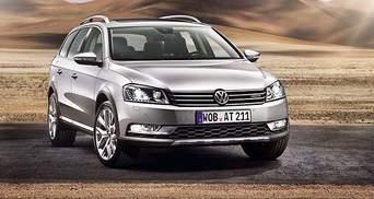 VW повезе у Токіо кросовер Passat