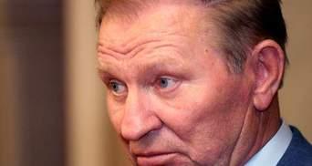 Кучма не бачить політики в справах Тимошенко