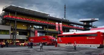Боліди Формули-1: Ferrari — це не просто бренд, а легенда