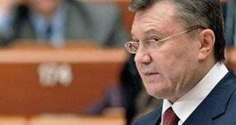 Президентські справи: Янукович по-своєму відсвяткував День Свободи і 26-го запалив свічку