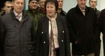 Алла Джиоєва оголосила себе президентом Південної Осетії