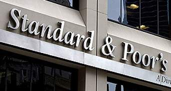 S & P понизило рейтинги европейских банков и подняло рейтинги китайских