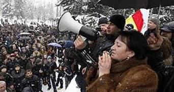 Президенту Південної Осетії висунули ультиматум