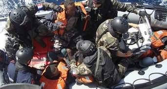 У Франції засудили 5 сомалійських піратів