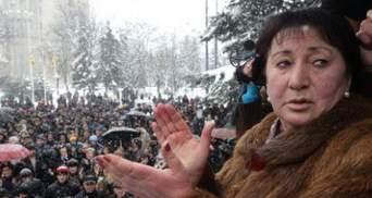 Джиоєва не піде на компроміси з чинною владою Південної Осетії