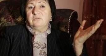 Джиоєва шукатиме політичного притулку за межами Південної Осетії