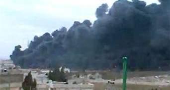 У Сирії підірвали стратегічний нафтопровід