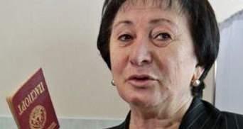 Джиоєва заявляє, що її інавгурації не буде