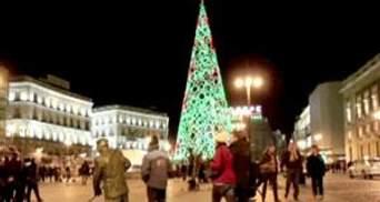 Іспанія вже розпочала передріздвяні святкування