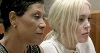 Лохан вперше похвалили в суді за дотримання випробного терміну
