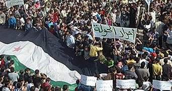 Сирія: У демонстраціях загинули 14 людей