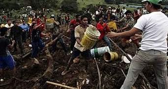 Колумбія: 9 людей загинули внаслідок зсувів
