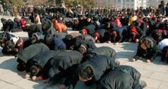 В Пхеньяне началась церемония прощания с бывшим лидером КНДР