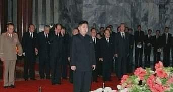 Прощання із вождем КНДР