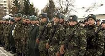 Українська армія переживає скорочення і чекає на професіоналізацію