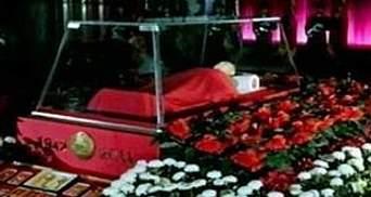 Завершился первый день похорон Ким Чен Ира