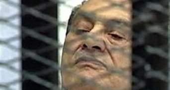 Прокуратура обвинила Мубарака в массовых убийствах