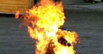 Два тибетські ченці спалили себе живцем