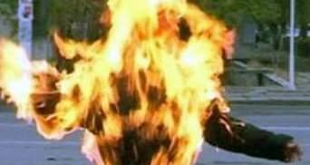 Тибетський монах спалив себе у Китаї