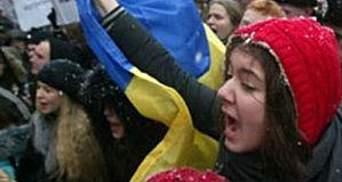 У Києві студенти штурмують Верховну Раду