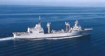 Сомалійські пірати напали на військовий корабель, переплутавши його з вантажним