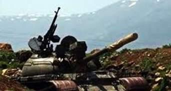 Сирія: Солдати обстрілюють місто з опозиціонерами