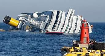 """Аварія круїзного лайнера """"Costa Concordia"""""""