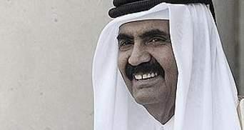 Емір Катару висловився про введення військ у Сирію