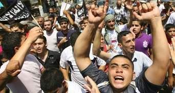 У Сирії амністували учасників антиурядових протестів