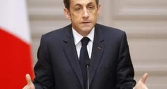 Саркозі пообіцяв нові реформи у Франції найближчим часом