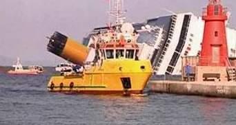 ЗМІ: Капітан Costa Concordia підплив до берега, аби привітати друга