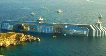 Кількість загиблих на Costa Concordia  зросла до 7 людей