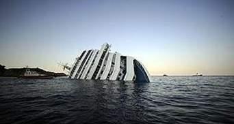 Італійські солдати провели два вибухи на Costa Concordia