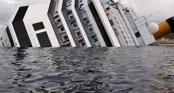 Запис у Facebook врятував життя пасажирці Costa Concordia