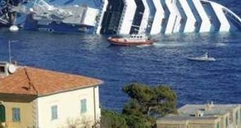 Спасательную операцию на месте крушения лайнера приостановили