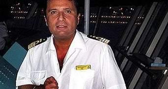 """Капітан """"Costa Concordia"""" визнав свою провину у катастрофі"""